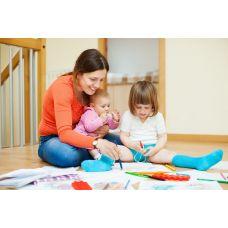 Пособия и развивающие тетради для детей