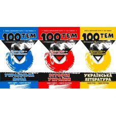 Школьные справочники 100 тем – весь курс в одном пособии