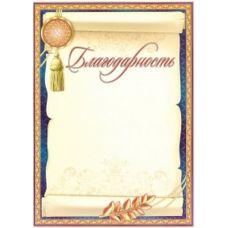 Благодарность №100 - Издательство Полипринт - ISBN 000174