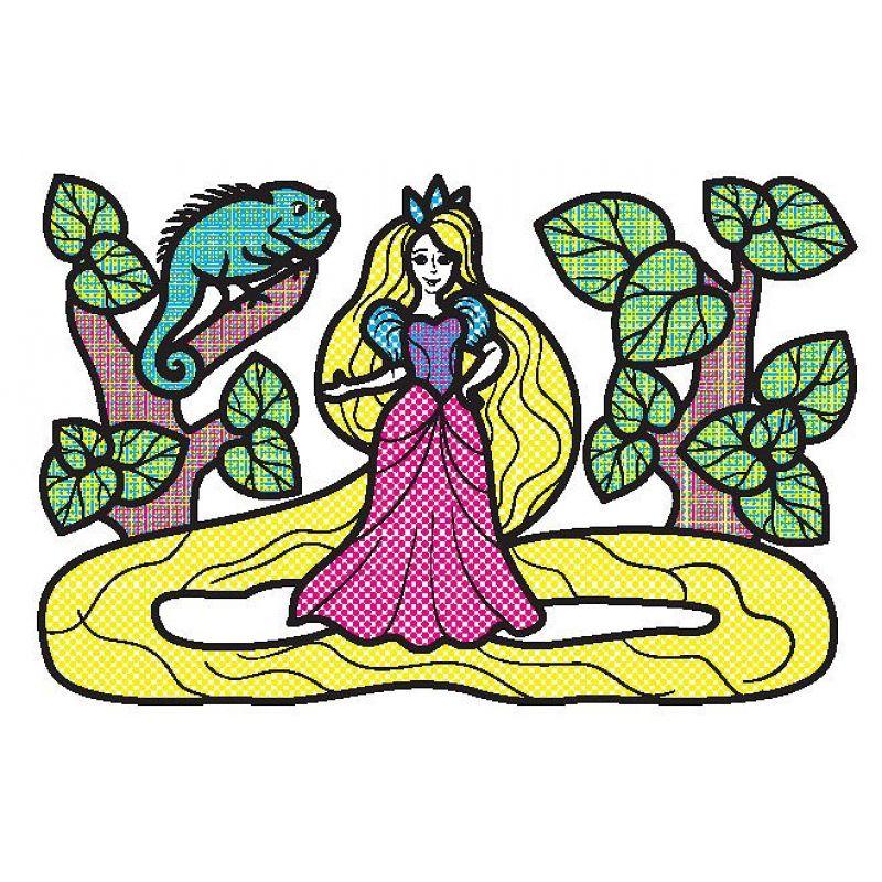 Водные раскраски. Принцессы и Феи издательства УЛА купить ...