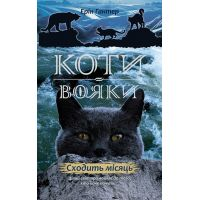 Коты воины АССА Новое пророчество Книга 2 Восходит луна