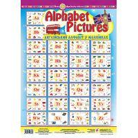 Alphabet Pictures. Английский алфавит в рисунках