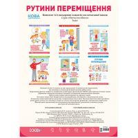 Комплект плакатов для школы Основа Рутины перемещения