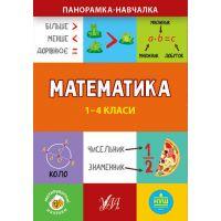 Панорамка обучалка УЛА Математика 1-4 классы