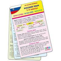 Все базовые правила УЛА Русский язык 1-4 классы