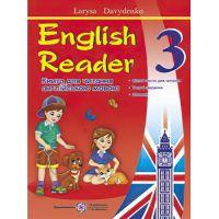 Книга для чтения на английском языке Пiдручники i посiбники English Reader 3 класс