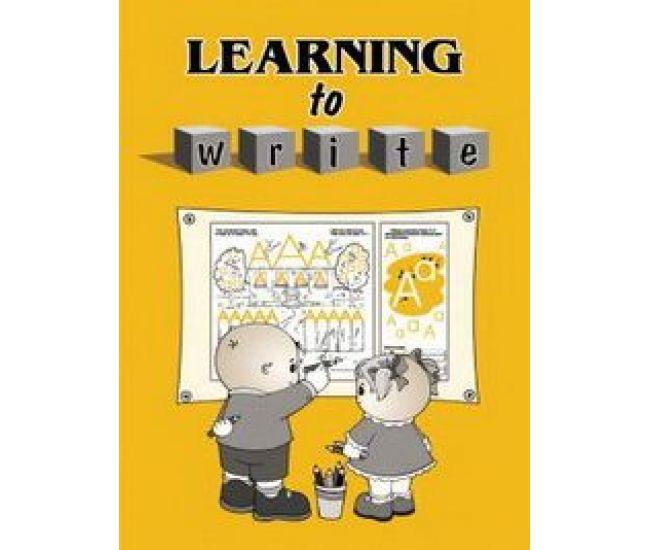 Learning to write! Прописи по английскому языку для детей младшего школьного возраста - Издательство Мандрівець - ISBN 1080022