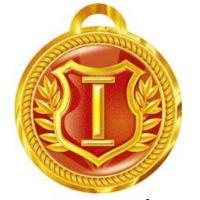 Медаль для детей: Первое место