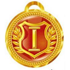 Медаль для детей: Первое место - Издательство Свiт поздоровлень - ISBN 18653