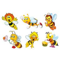Декоративный элемент Набор пчелок