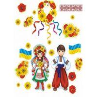 Набор для декора: Украинские красоты