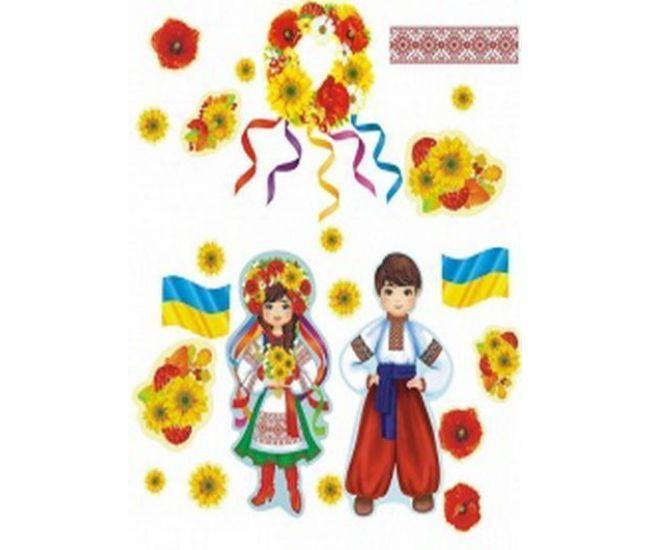 Набор для декора: Украинские красоты - Издательство ОткрыткаUA - ISBN 000116