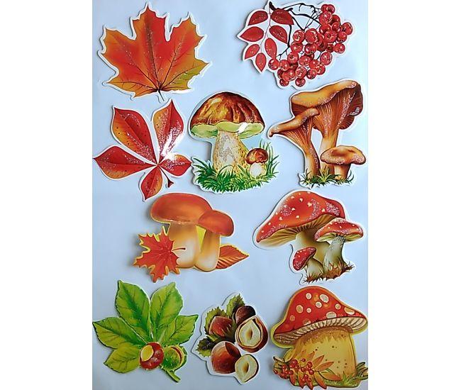 Осенний вальс. Набор для декора - Издательство ОткрыткаUA - ISBN 1320188
