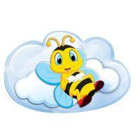Декоративный элемент Облако и пчелка