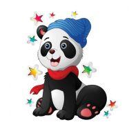 Декоративный элемент Панда