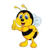 Декоративный элемент Пчелка 2