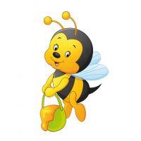 Декоративный элемент Пчелка 3