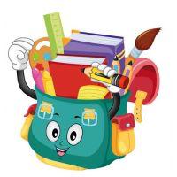 Декоративный элемент Портфель школьный