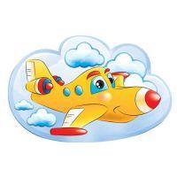 Декоративный элемент: Самолетик