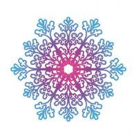 Декоративный элемент Снежинка новогодняя 018