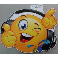 Фигурный детский плакат ПФ-52