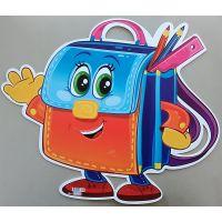 Фигурный детский плакат ПФ-56