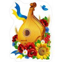 Фигурный детский плакат ПФ-7303