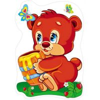 Фигурный детский плакат ПФ-7311