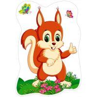 Фігурний дитячий плакат ПФ-7312