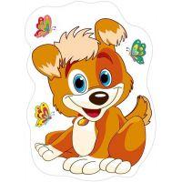 Фигурный детский плакат ПФ-7313