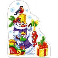 Новогодний детский плакат НГ75