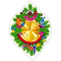 Новогодний детский плакат НГ77