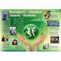 Плакат Основа Инклюзивное образовательное пространство