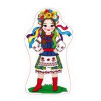 Плакат детский Девочка