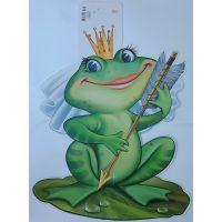 Плакат детский Царевна-лягушка