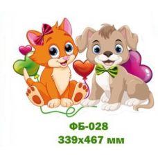 Весенний детский плакат ФБ-028 - Издательство Этюд - ФБ-028