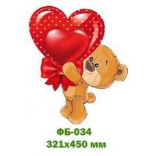 Весенний детский плакат ФБ-034 - Издательство Этюд - ФБ-034