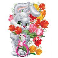 Весенний детский плакат ФБ-058