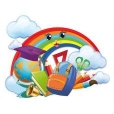 Весенний детский плакат ФБ-059 - Издательство Этюд - ISBN ФБ-059
