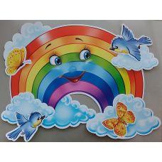 Весенний детский плакат ФП-008 - Издательство Этюд - ФП-008
