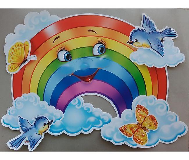 Весенний детский плакат ФП-008 - Издательство Этюд - ISBN ФП-008