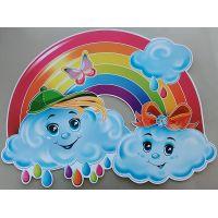 Весенний детский плакат ФП-009