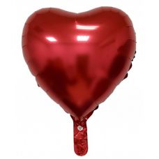 Шар воздушный фольгированный: Сердце красное - Издательство Gemar Balloons - ISBN ШСR