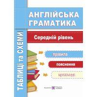 Таблицы и схемы Пiдручники i посiбники Английский язык Средний уровень