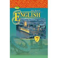 Учебник 7 класс. Английский язык (Несвит) 7 год обучения